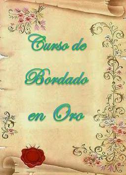CURSO DE BORDADO