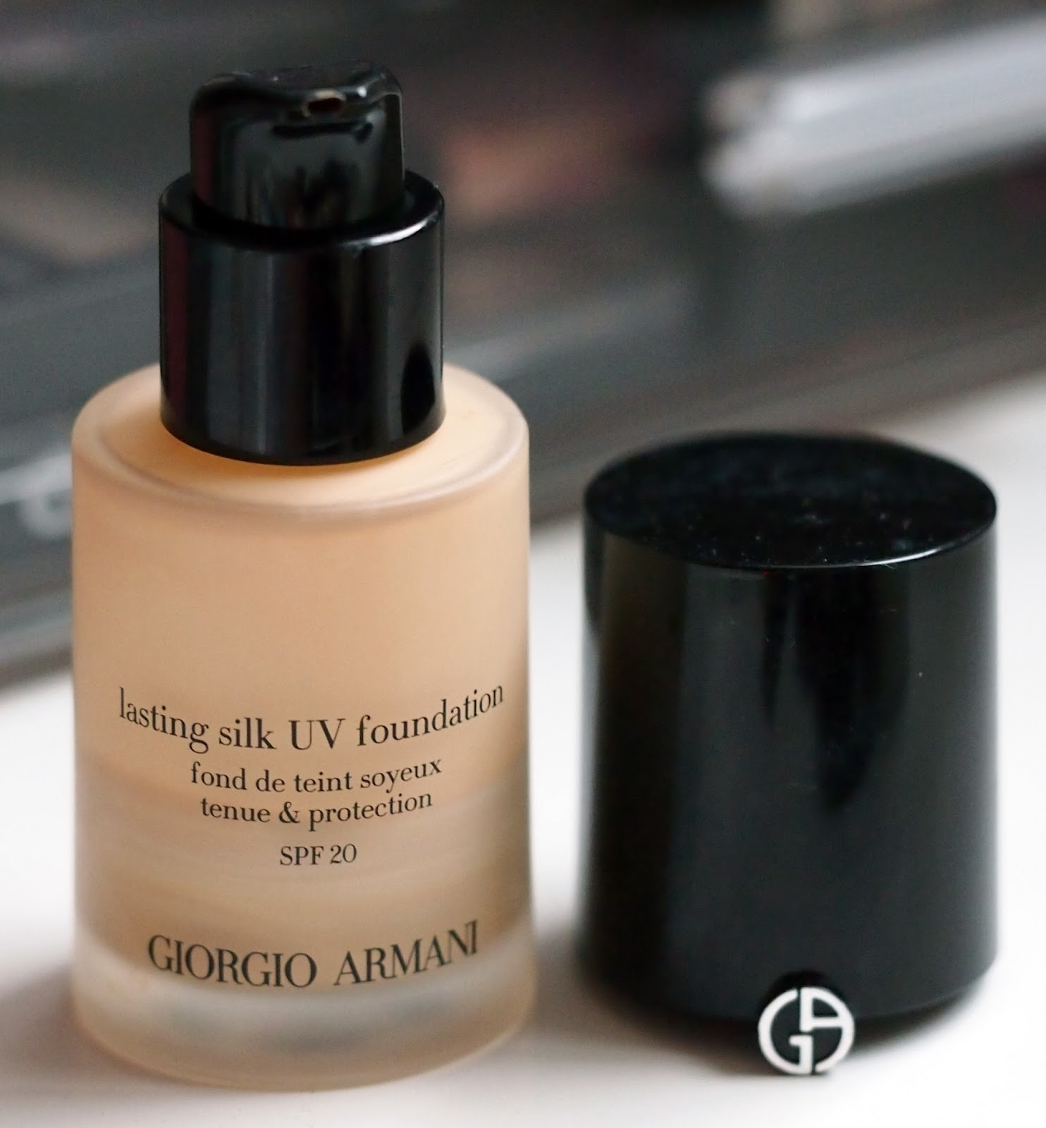 Lasting Silk 5.5 Lasting Silk uv Foundation