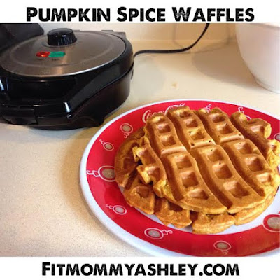 pumpkin, waffles, spice, holiday, breakfast, easy, clean eating, gluten free, healthy, kid friendly, sugar free, delicious, yummy, brown rice flour, flax
