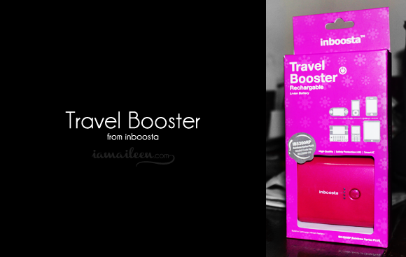 I am Aileen - Inboosta Travel Booster