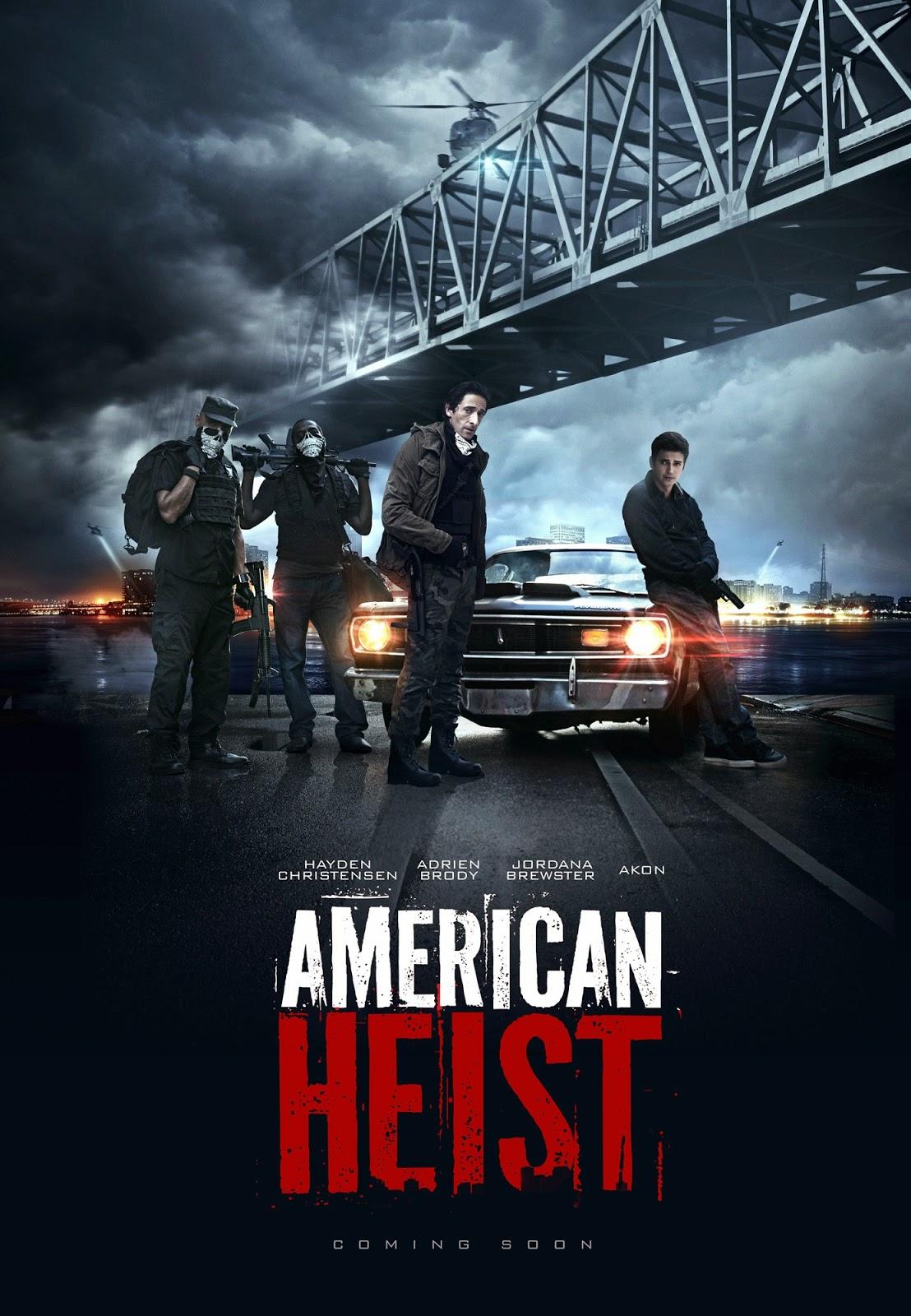American Heist : Actu Film