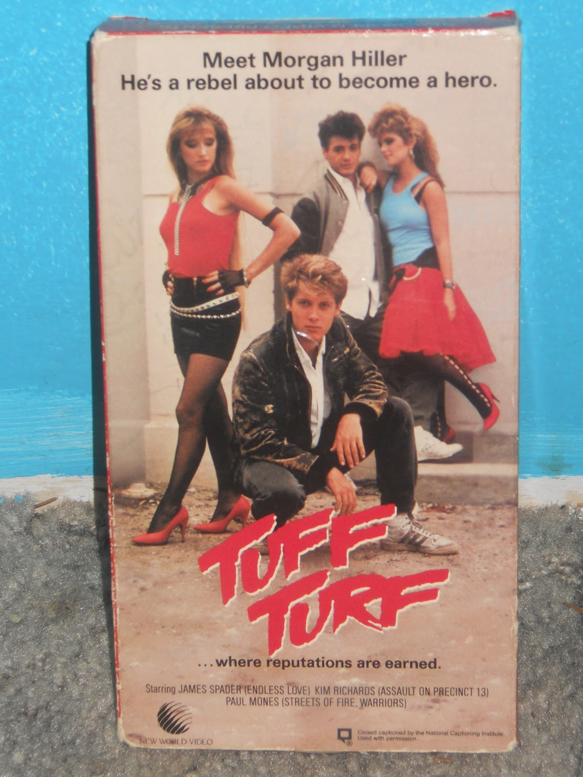 Tuff Turf Movie