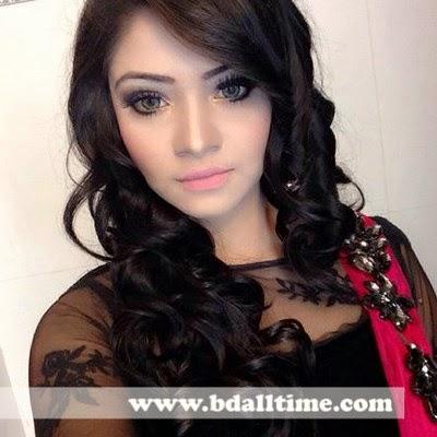 Bangladeshi model And Actress Benzir Ishrat