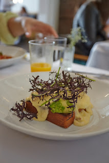 AQ Restaurant Sunday brunch © Julia Spiess
