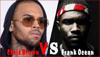 Chris Brown Versus Frank Ocean