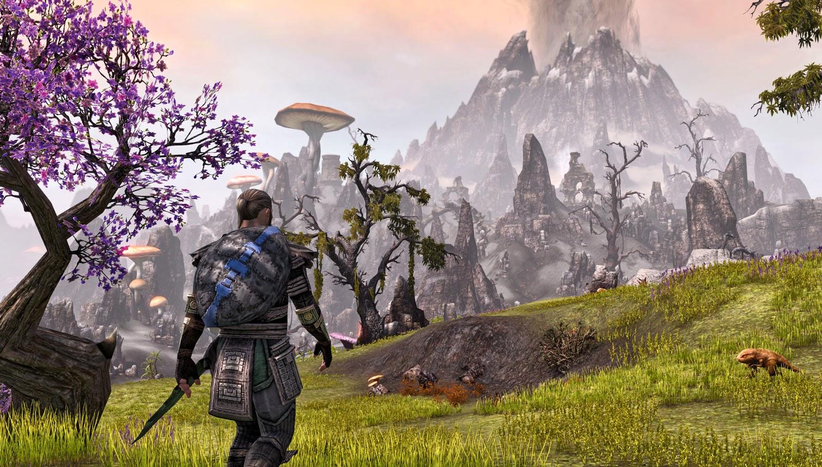 The Elder Scrolls Online, juego para PC
