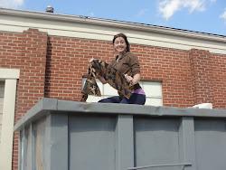 Dumpster Diving!!!