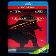 La máscara del Zorro (1998) BRRip 720p Audio Trial Latino-Ingles-Castellano