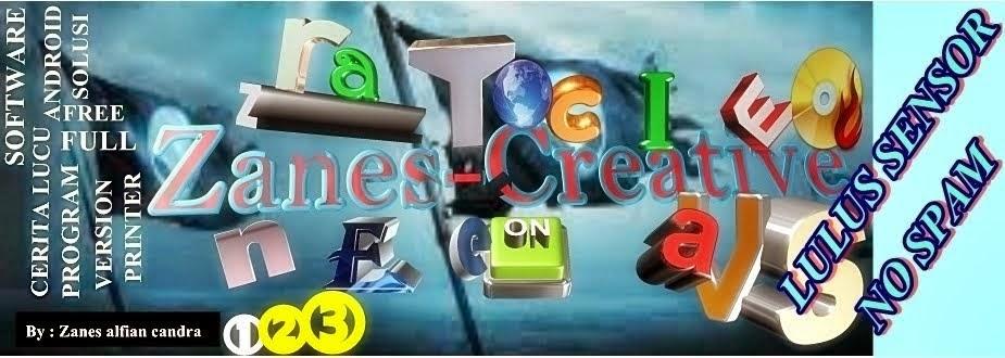 Zanes creative semua nya FREE