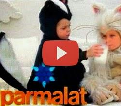 Famosa campanha com os mamíferos da Parmalat, apresentado em 1996.