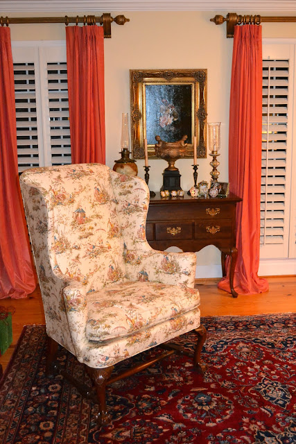 The French Hutch Favorite Chairs