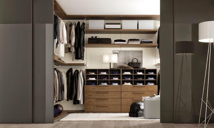 Master Bedroom Walk In Closet Designs