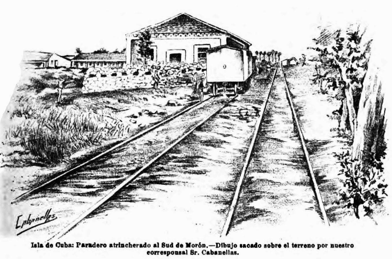 Línea férrea Júcaro-Morón