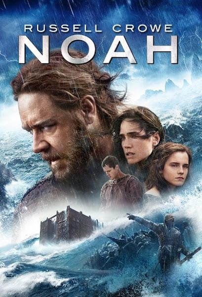 Poster of Noah 2014 720p BluRay Dual Audio