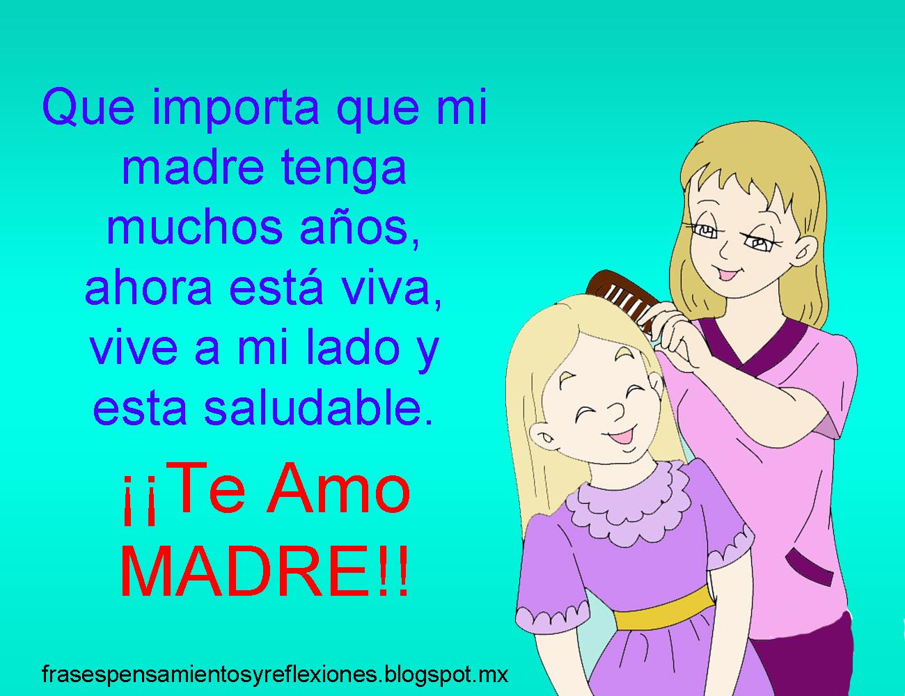 Imagenes De Frases Para Una Madre