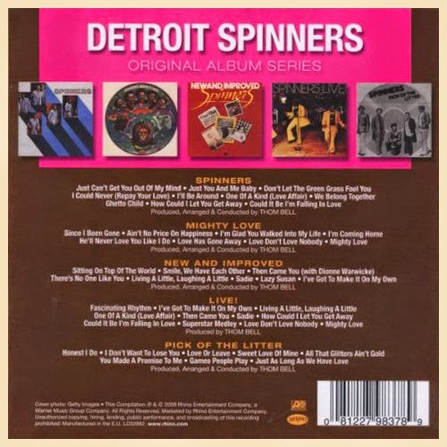 Detroit Spinners Spinners8