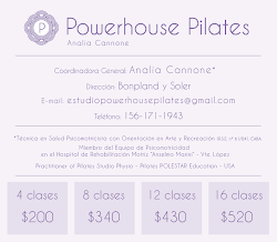 Powerhouse Pilates - Pilates