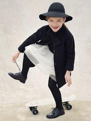 il gufo moda niña