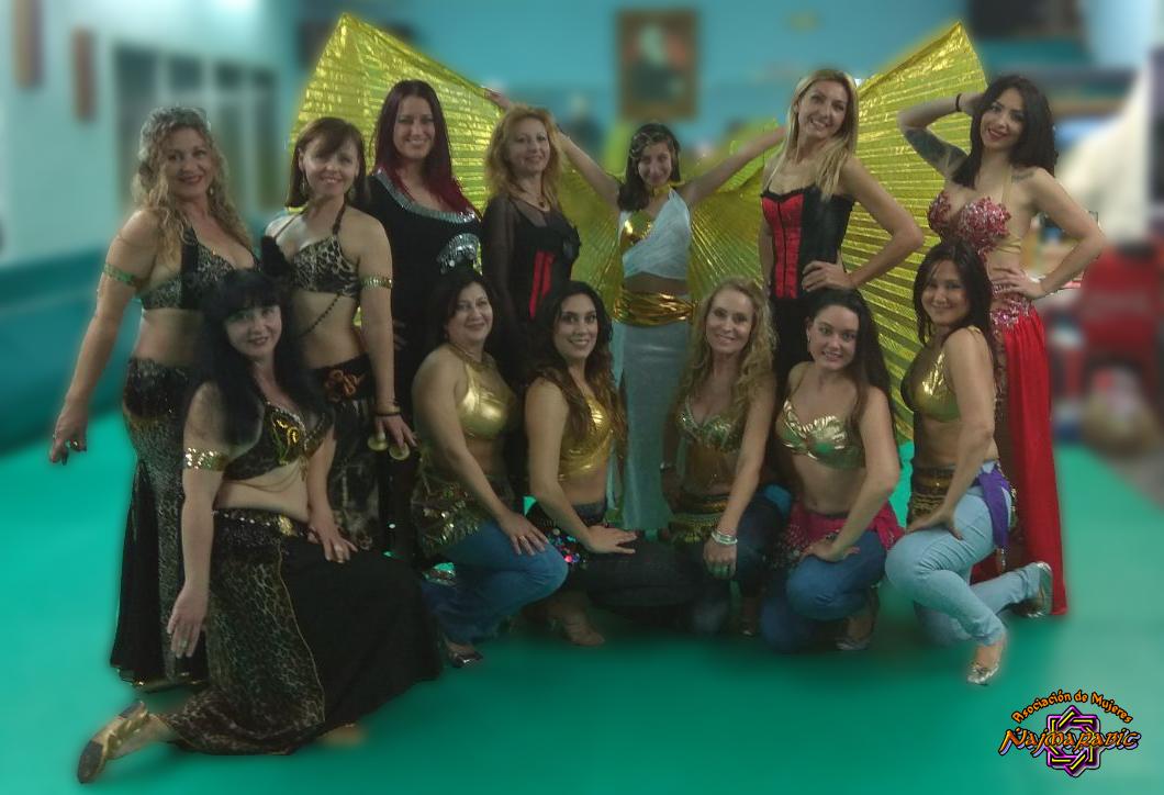 Najmarabic en la Fiesta de San Valentín de OSAH 2018