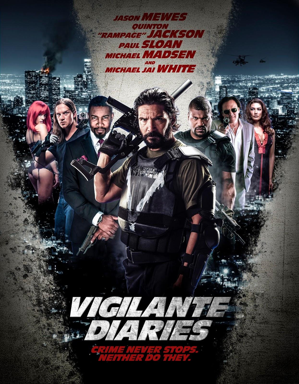 Geek Grotto Get Your Geek On The Vigilante Diaries Is