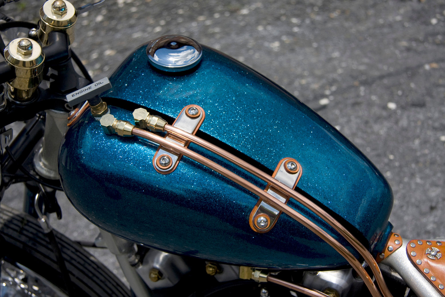 The Chop-In Block: A look at DeVille Cycles