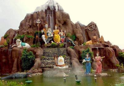 Lord Shiv- Parvati allfreshwallpaper