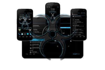 Android 4.2.2 Blackbean