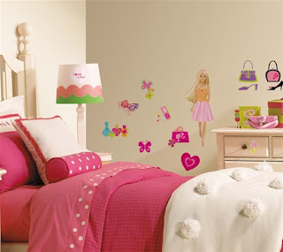Special Barbie Room Decarations