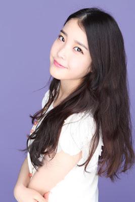 IU Lee Jieun Cutie in White Oricon