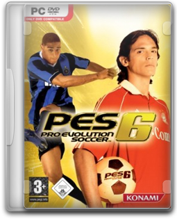 Download Pro Evolution Soccer 06 Completo - PC Game + Crack