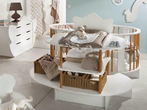 Bien-aimé Couleur chambre bébé mixte - Bébé et décoration - Chambre bébé  RL64