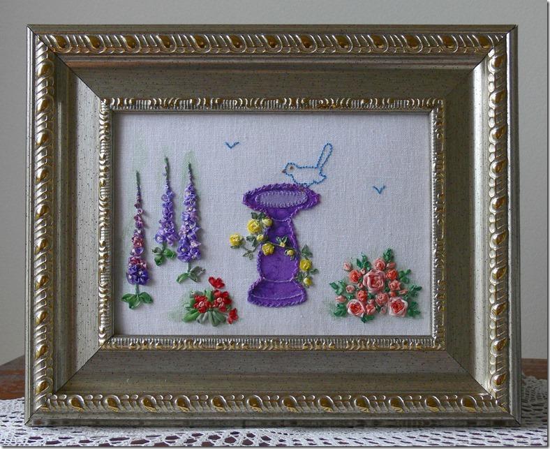 Creative Craft Retreat Silk Ribbon Embroidery