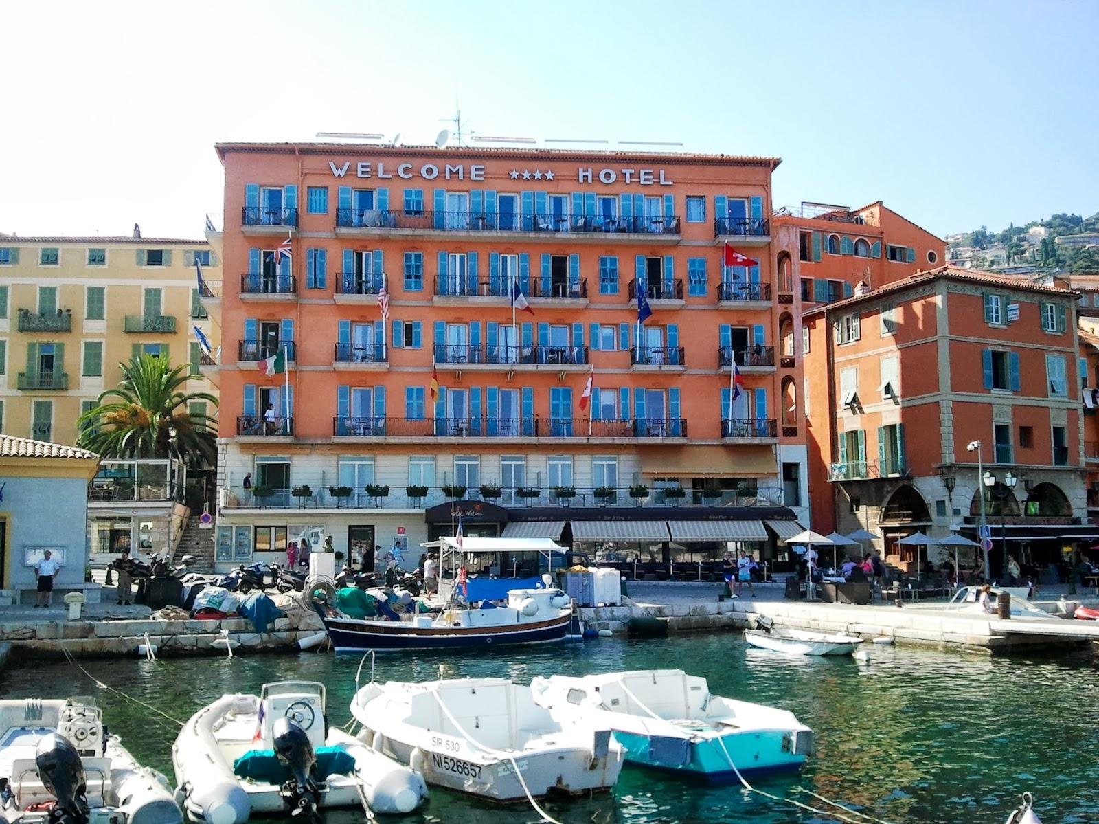 Hotel La Darse Villefranche Sur Mer