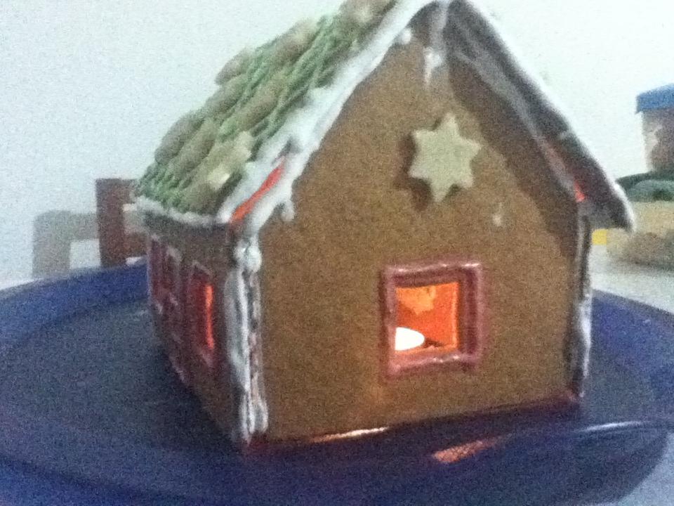 Casetta Di Natale Ikea : Il mondo di biba casetta di biscotto