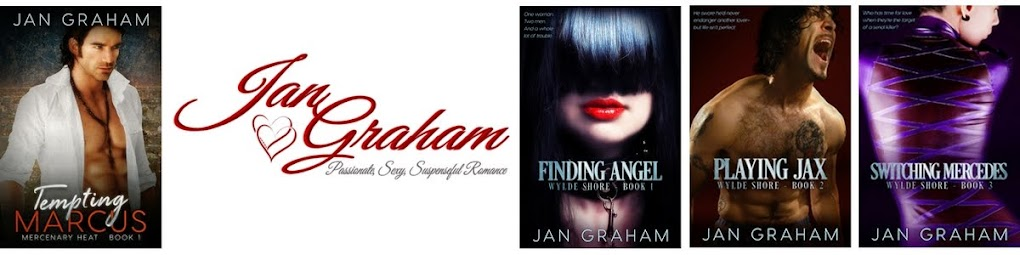 Jan Graham - Author Blog