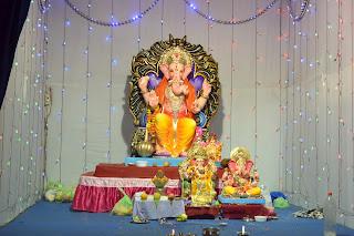 Pictures Ganesh Chaturthi 2012