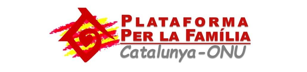 Plataforma per la Família Catalunya-ONU