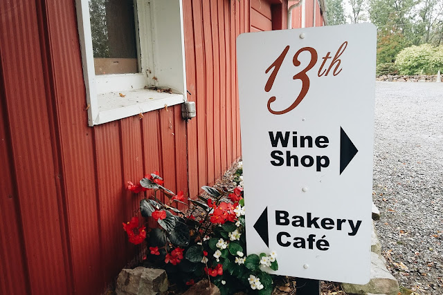 13th Wine Shop and 13th Bakery