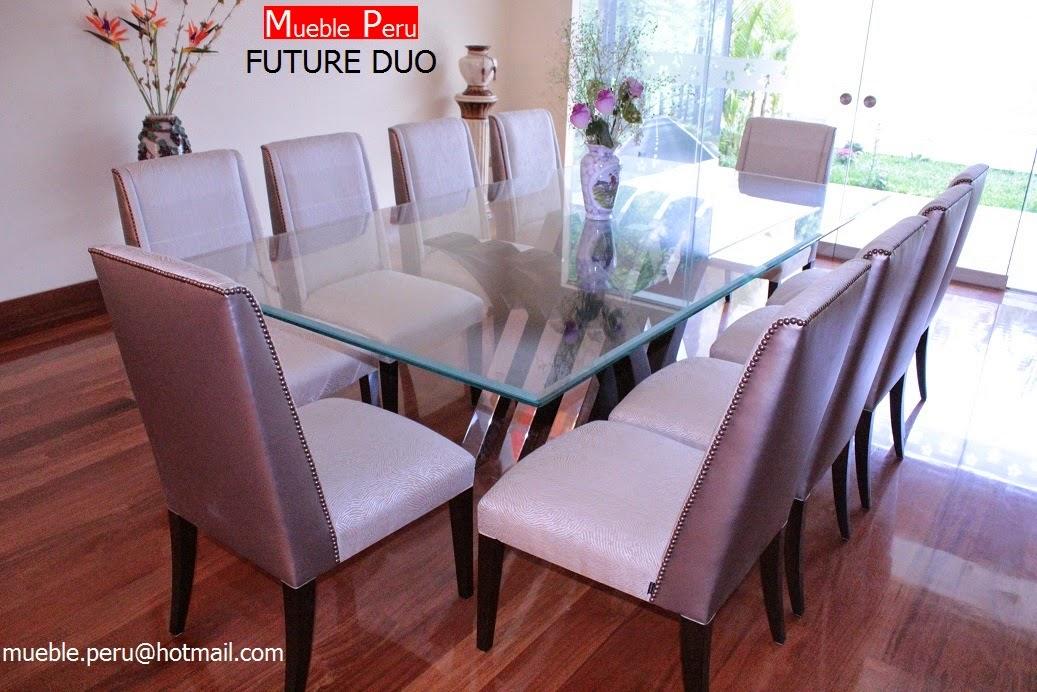 Comedores muebles per - Ver comedores modernos ...