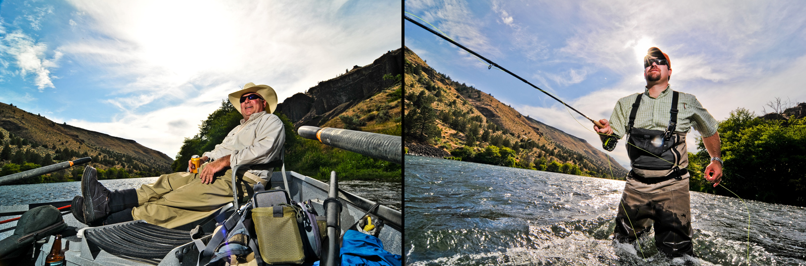 Arian stevens photography warm springs to trout for Central oregon fishing report