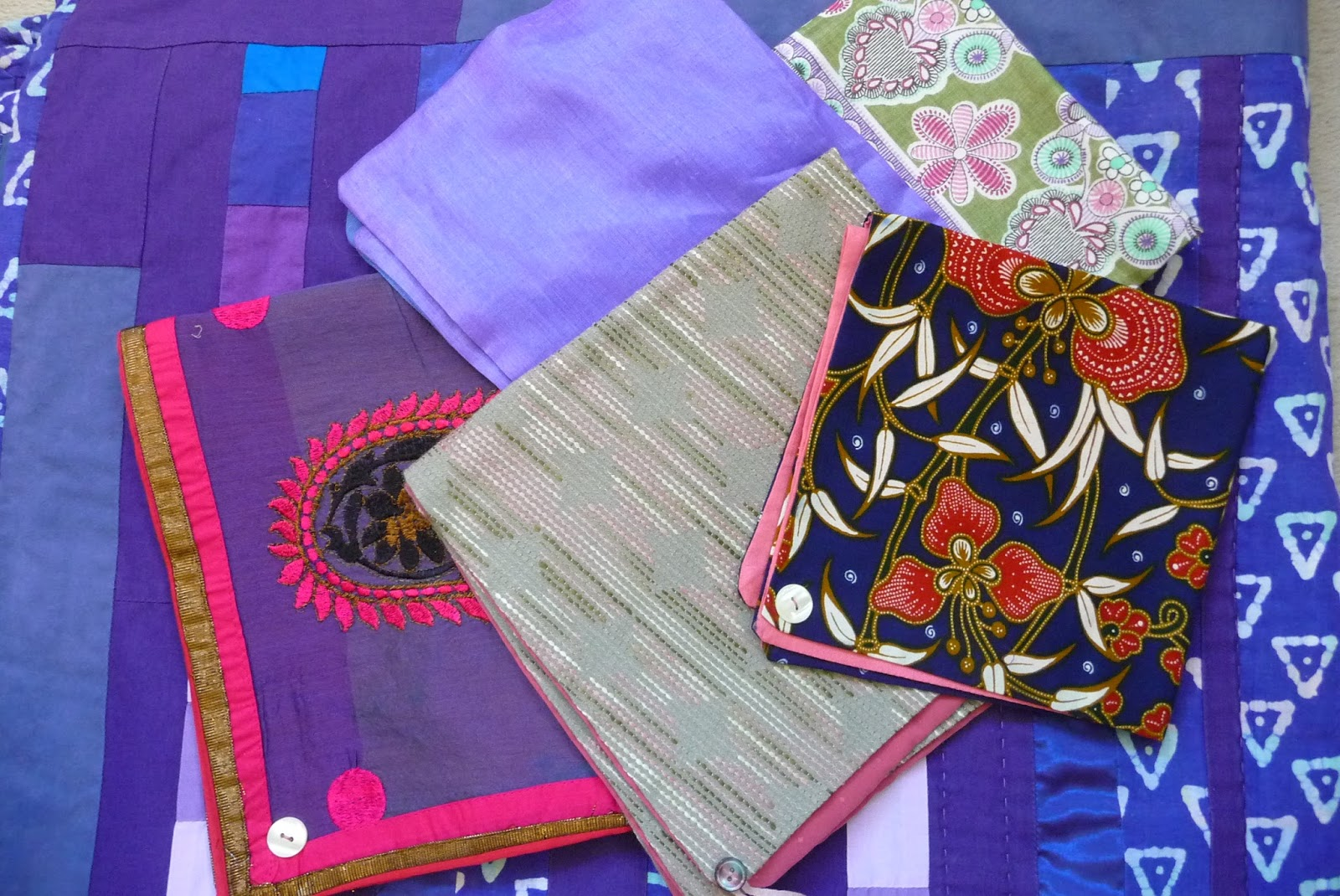 Ainelivia japanese style wrapping cloths for Japanese inspired gifts