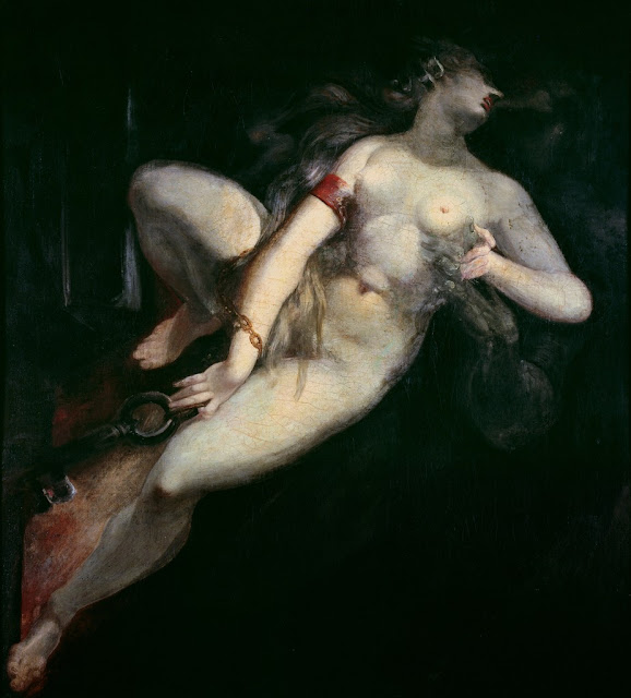 Morte e arte - Pagina 2 Henri+Fuseli+united+kingdom+romanticism+The+Negro+Avenged,+1806+5+stars+phistars