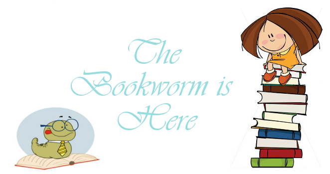 The Bookworm is Here!