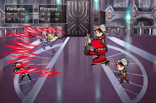 Screenshots of the Sage fusion. Episode 1: The phantom of liberty for Android tablet, phone.