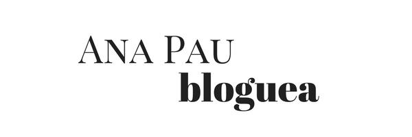Ana Pau bloguea