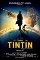 Las aventuras de Tintin (2011) online y gratis