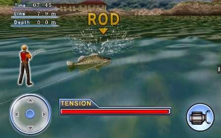 Bass Fishing 3D Free Android