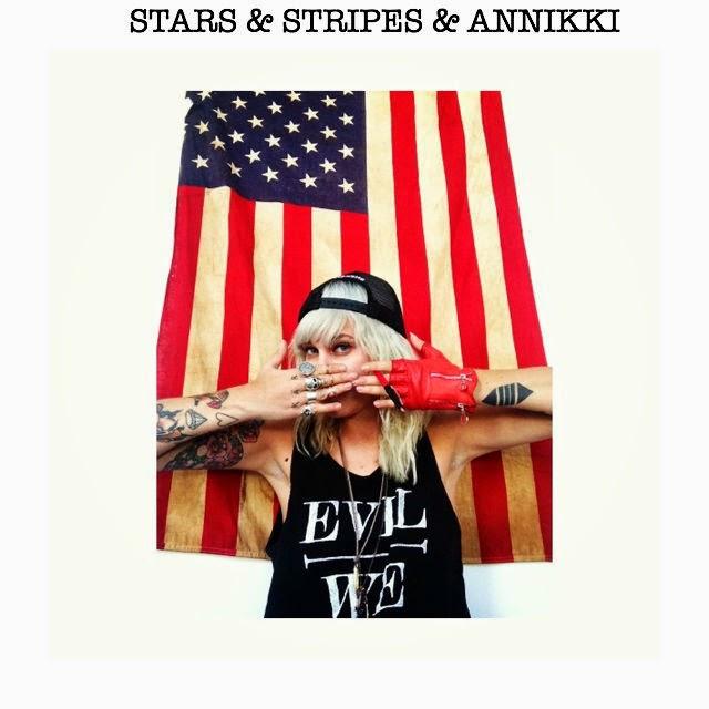 STARS & STRIPES & ANNIKKI
