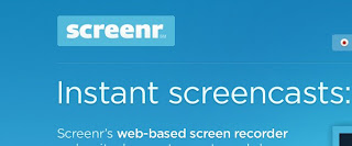 how to use screenr