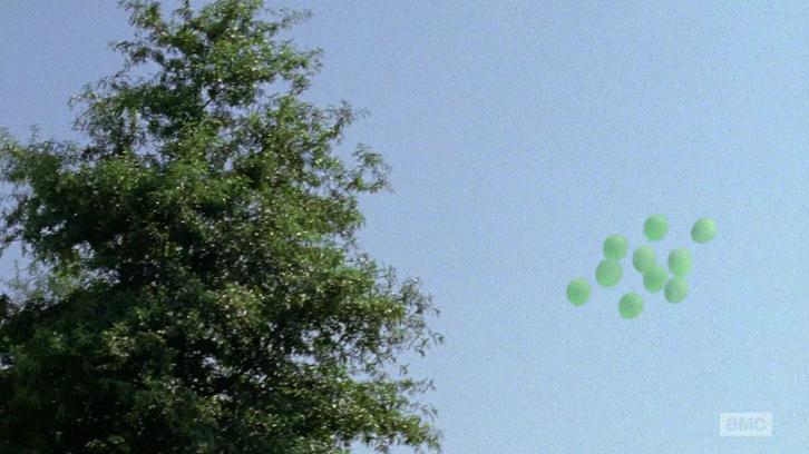 "The Walking Dead - Heads Up and Season So Far - Review: ""Green Balloons"""